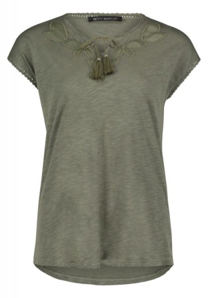 Betty Barclay Shirt Khaki 2163-1493