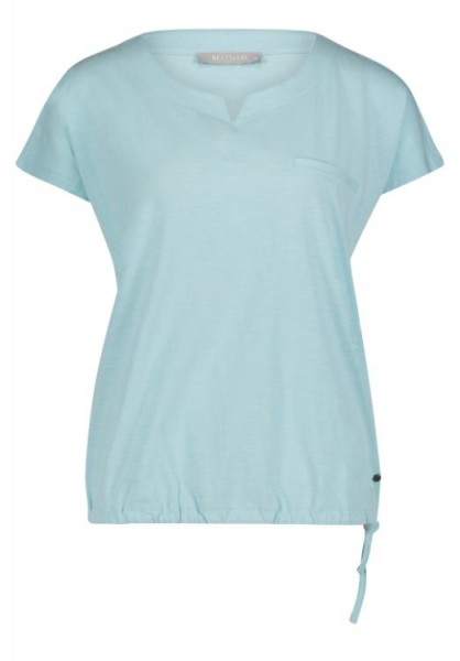 Betty & Co Shirt Aqua 2105-3251