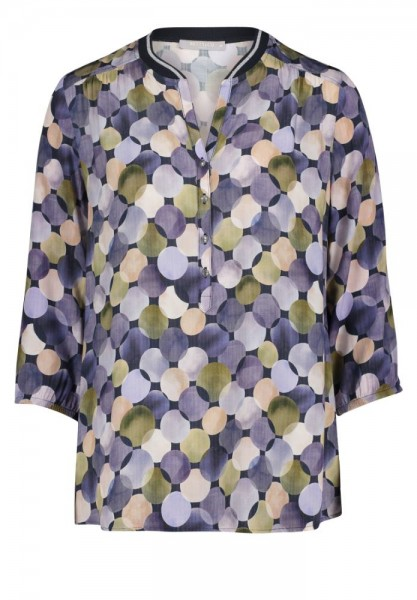 Betty & Co Shirt Paars 8229-3856