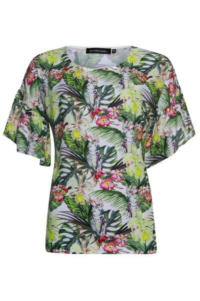 Another Woman Shirt Groen 912114 2101