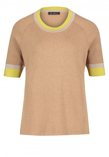 Betty Barclay Pullover Camel 5438-2176