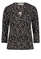 Betty & Co Shirt Zwart 2228-3622