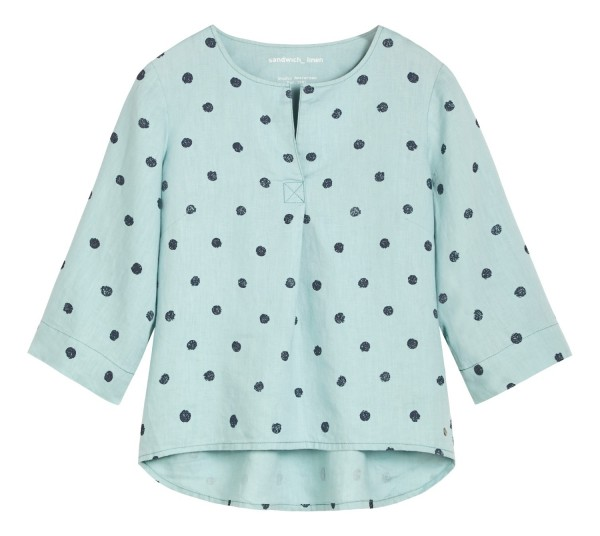 Sandwich Blouse Mint22001623 50072