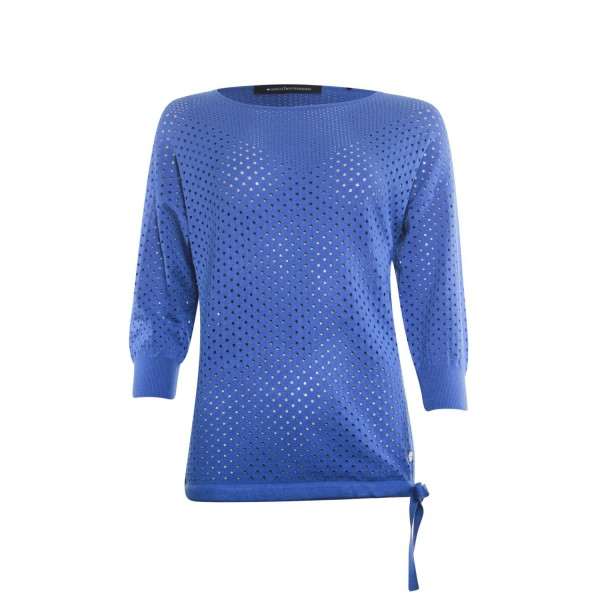 Another Woman Pullover Blauw 112123