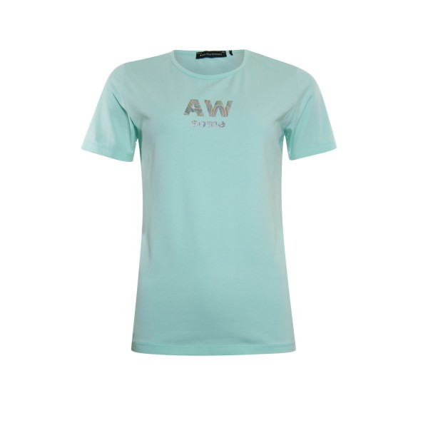 Another Woman Shirt Mint 112127