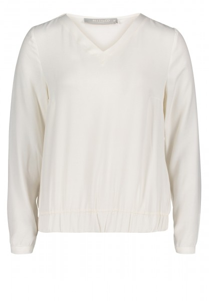 Betty & Co Shirt Blouson Offwhite 3829-2786 1004