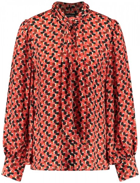 Taifun Blouse Burned Orange 660040-11370
