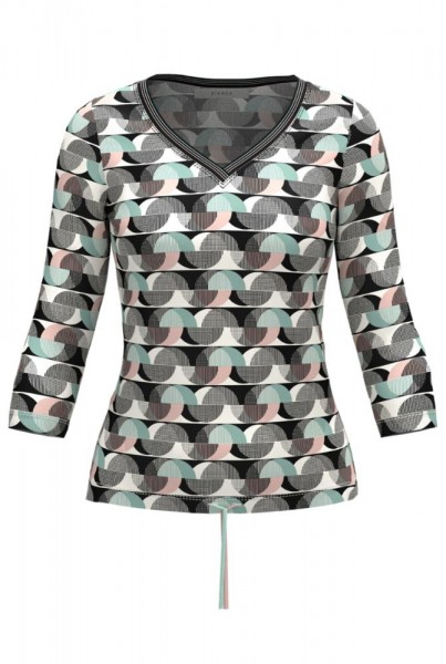 Bianca Shirt Mint 66029