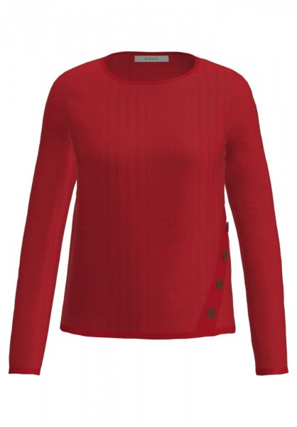 Bianca Pullover Rood 58624
