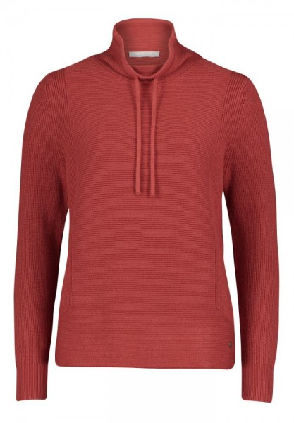 Betty & Co Pullover Steenrood 5246-3167