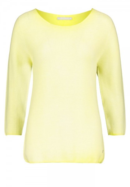 Betty & Co Pullover Geel 5053-3106 5399