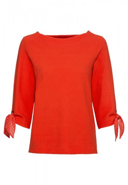 Bianca Pullover Rood 46085 371