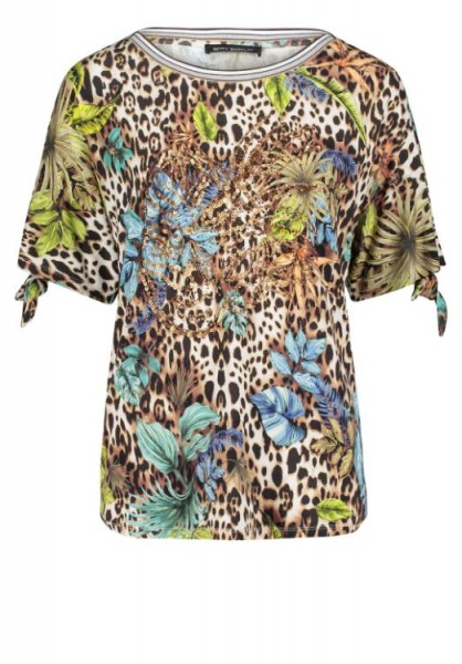 Betty Barclay Shirt Olijf 2160-1490