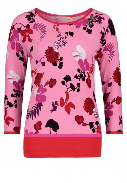 Betty Barclay Pullover Roze/Rood 6635-0339 4825