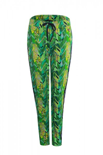 Another Woman Broek Groen 012111