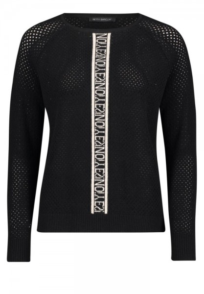 Betty Barclay Pullover Zwart 5229-1868