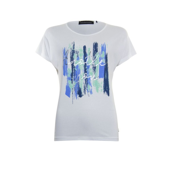 Another Woman shirt Wit 112106