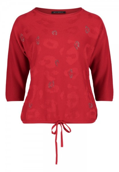Betty Barclay Pullover Rood 3856-2954 4635