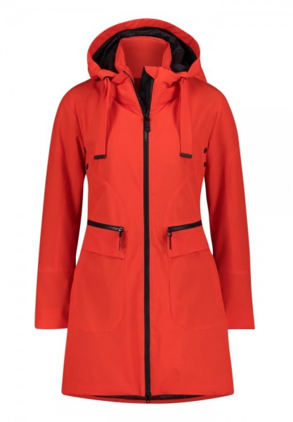 Betty Barclay Parka Rood 7009-1027