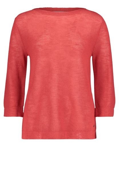 Betty & Co Pullover Steenrood 5044-3107