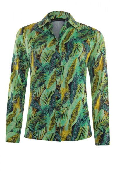 Another Woman Blouse Groen 012220