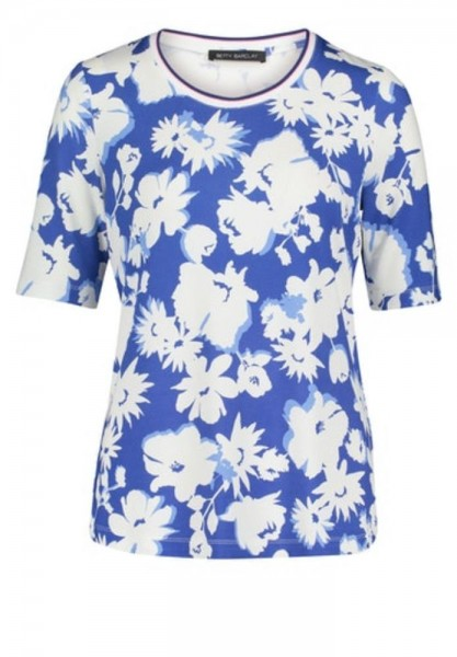 Betty Barclay Shirt Blauw 2806-2260