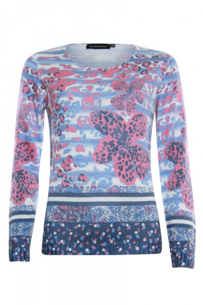 Another Woman Pullover Blauw 912147 2150