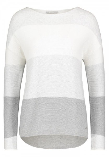 Betty & Co Pullover Zilvergrijs 5033-3058 9816