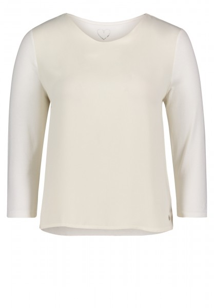 Betty Barclay Shirt Offwhite 4840-0628 1016