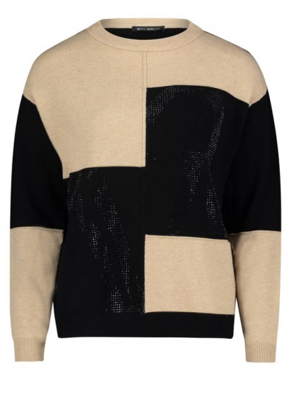 Betty Barclay Pullover Zwart 5227-1868