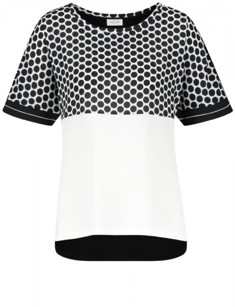 Gerry Weber shirt Zwart 370233-35033