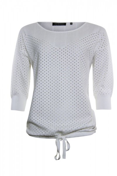 Another Woman Pullover WIT 012123