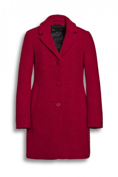 Milo Coat Rood MC1162193 305